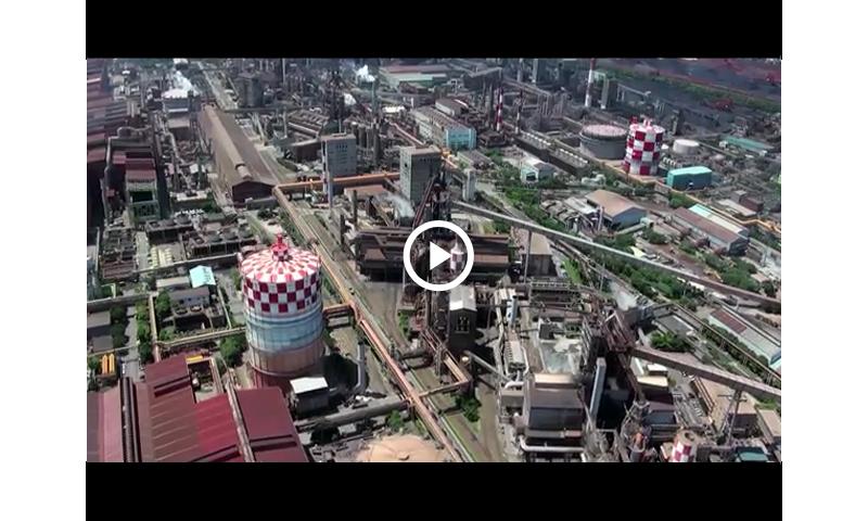 钢厂与韧性城市
